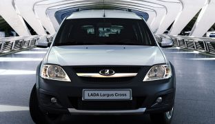Lada Largus CROSS (2020)